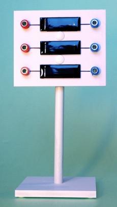 Модель солнечной батареи
