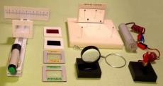 Комплект для лабораторного практикума по оптике   Приказ 336 п. 2.14.99