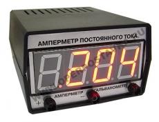 Амперметр с гальванометром цифровой демонстрационный