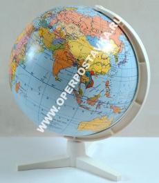 Глобус политический Земли М:50 млн. Д-26 см