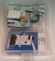 Комплект по микроскопированию